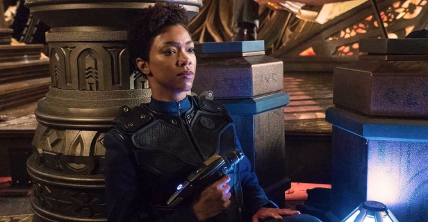 Star Trek: Discovery, 109 - Sonequa Martin-Green